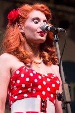 Officina19 - Ladispoli vintage - LadyVette swing show
