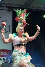ladispoli vintage officina19 musica ballo rock n roll live piazza rossellini ines boom boom burlesque cabaret_DSC0895