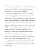 Le Rapport De Brodeck Personnages : rapport, brodeck, personnages, Brodeck, Dissertations, Mémoires