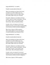 Le Lombric De Jacques Roubaud : lombric, jacques, roubaud, Lombric, Commentaires, Composés, Cdeneuvi
