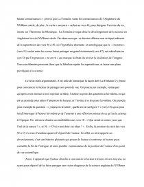 Un Animal Dans La Lune Résumé : animal, résumé, Commentaire, Fable, Animal, Fontaine, Dissertation