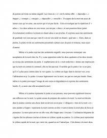 Je N'ai Plus Que Les Os Analyse : analyse, Commentaire, Poème, Pierre, Ronsard, Mémoires, Gratuits, Aslaugd