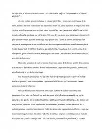 La Loi Est L Expression De La Volonté Générale : expression, volonté, générale, Toujours, L'expression, Volonté, Génerale, Commentaires, Composés, Djelika