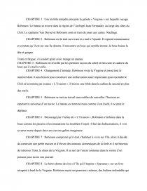 Fiche De Lecture Vendredi Ou La Vie Sauvage : fiche, lecture, vendredi, sauvage, Résumé, Chapitre, Vendredi, Sauvage, Rapports, Stage, Zourik