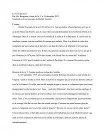 Fiche De Lecture Vendredi Ou La Vie Sauvage : fiche, lecture, vendredi, sauvage, Fiche, Lecture, Vendredi, Sauvage,, Michel, Tournier, Compte, Rendu, Dissertation