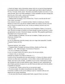 50 Nuances De Grey Extrait : nuances, extrait, Extrait, Nuances, E.L.JAMES., Mémoire, Catastrophique