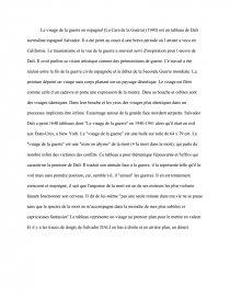 Le Visage De La Guerre : visage, guerre, Visage, Guerre, Mémoires, Gratuits, Dissertation