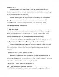 Aide pour le Module 5 sur l'écriture - Cours - Marine