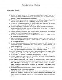 L Ingénu De Voltaire Résumé : ingénu, voltaire, résumé, Résumé, Chapitre, L'Ingénu, Fiche, Lecture, Pauline2145
