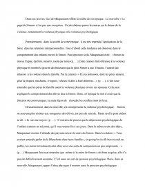 Le Papa De Simon Maupassant Résumé : simon, maupassant, résumé, Pourquoi, Simon, Nouvelle, Realiste