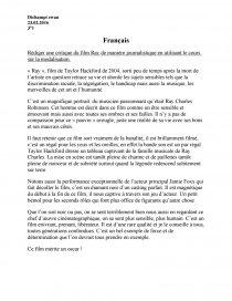 Rédiger Une Critique De Film : rédiger, critique, Rédiger, Critique, Manière, Journalistique, Utilisant, Cours, Modalisation, Dissertation, Cecile, Bellein