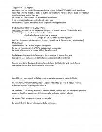 Les Regrets Du Bellay Analyse : regrets, bellay, analyse, Regrets,, Bellay., Commentaire, Texte, Yzmar