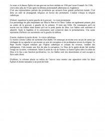 La Vraie Et La Fausse église : vraie, fausse, église, Vraie, Fausse, Église, Dissertation, Camillemarchal