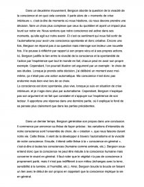 La Conscience Et La Vie Bergson : conscience, bergson, Explication, Texte, Bergson, Conscience, Commentaire, Shiraz, Minassian