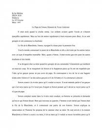 Le Papa De Simon Maupassant Résumé : simon, maupassant, résumé, Simon,, Résumé, Texte, Littéraire., Commentaire, Kylie, McKee