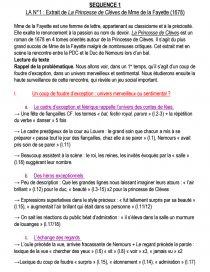 La Princesse De Clèves Résumé Détaillé : princesse, clèves, résumé, détaillé, Princesse, Clèves, Fayette, Fiche, Révision, Français, Commentaire, Texte, Mathilde, Garcia