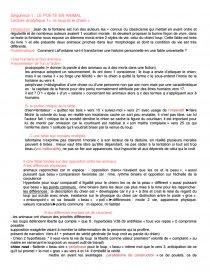 Commentaire Le Loup Et Le Chien : commentaire, chien, Lecture, Analytique, Chien,, Fontaine, Commentaire, Texte, Fatou31