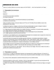 Demarche De Soin Aide Soignante : demarche, soignante, Démarche, Ehpad, Fiche, Gaulliste