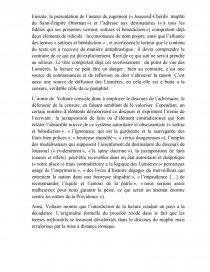 Voltaire De L Horrible Danger De La Lecture : voltaire, horrible, danger, lecture, L'horrible, Danger, Lecture,, Voltaire, Commentaire, Texte