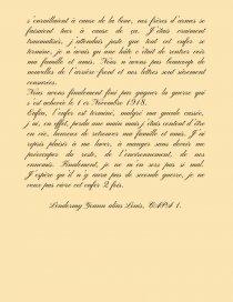 Lettre De Poilus Sur Les Conditions De Vie Dans Les Tranchées : lettre, poilus, conditions, tranchées, Lettre, Poilu, Femme, Conditions, Tranchées, Mog59