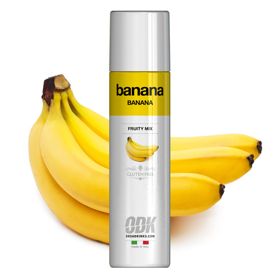 ODK Mix Banane 750 ml