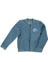 pikowana kurtka na wiosnę