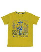 t-shirt z motywem meksykańskim