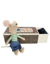 myszka w pudełku