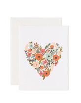 kartka z sercem