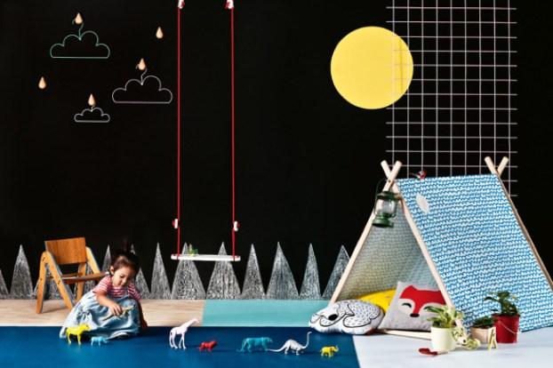 Inside Out Magazine Kids Decorating 201403 March 2014 Stylist Jessica Hansen