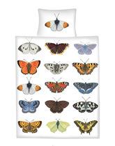 pościel motyle