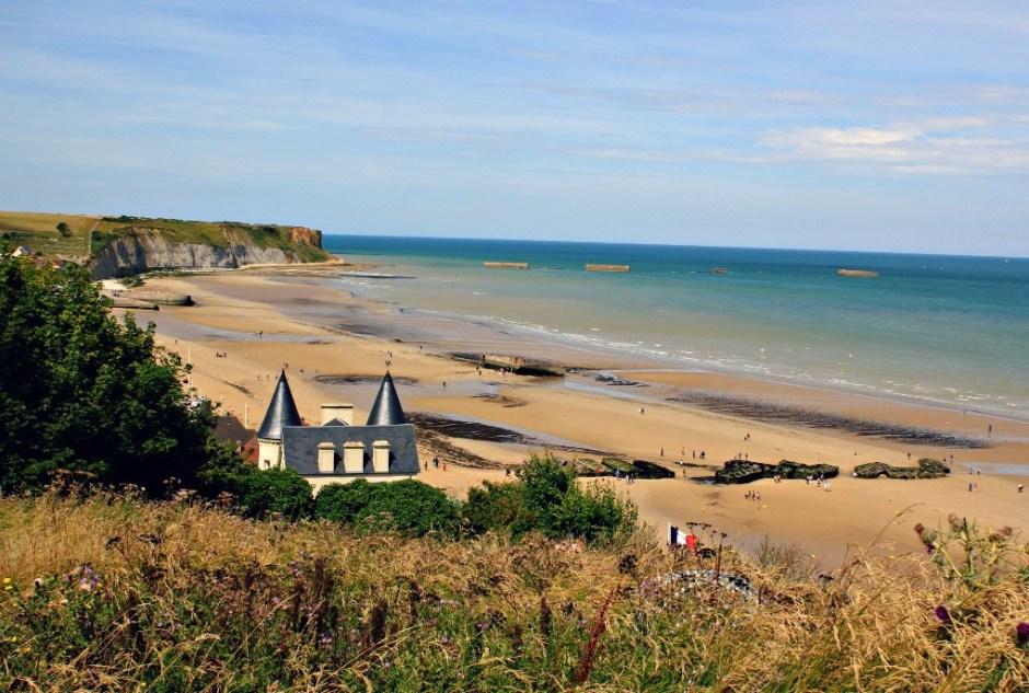 Normandia - Arromanches