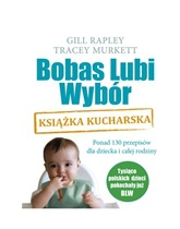 Książka kucharska Bobas Lubi Wybór