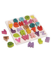 Puzzle Alfabet Janod