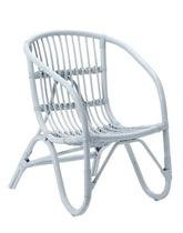 Krzesełko ratanowe