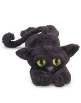 Kot czarny zigg