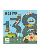 Gra Planszowa Rallye