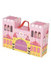 Zamek księżniczki w walizce