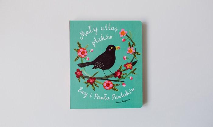 Mały atlas ptaków
