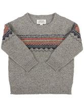 Sweterek szary