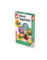 Gra memory Zwierzęta Rigolooo