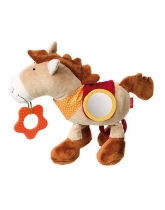 Przytulanka aktywizująca koń