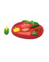 Sorter sensoryczny - puzzle warzywa