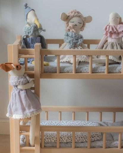 5. Mari Dolls
