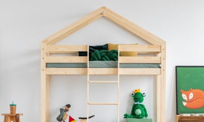 Top 6 łóżek piętrowych
