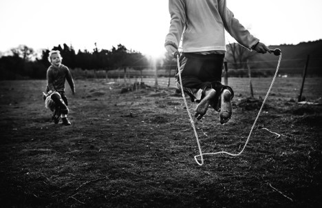 Daj dziecku ruch
