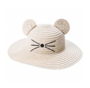 kapelusz słomkowy Little Mouse
