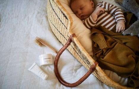 pielęgnacja skóry niemowląt