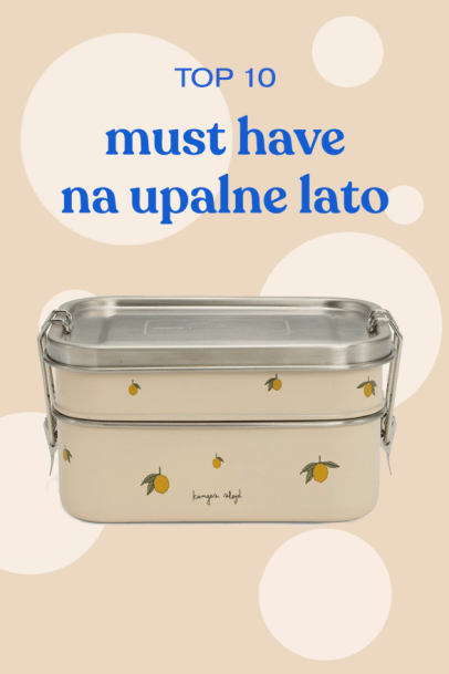TOP 10 must have na upalne lato