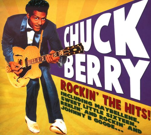 Chuck Berry Rocking the hits